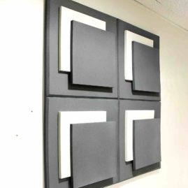 Acoustic panel Glissment 3D