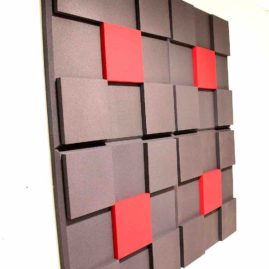 Coeur de cible acoustic panel