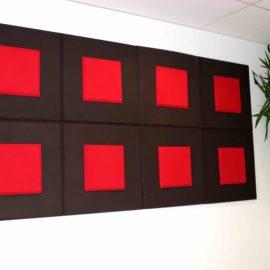 3D Acoustic Panel