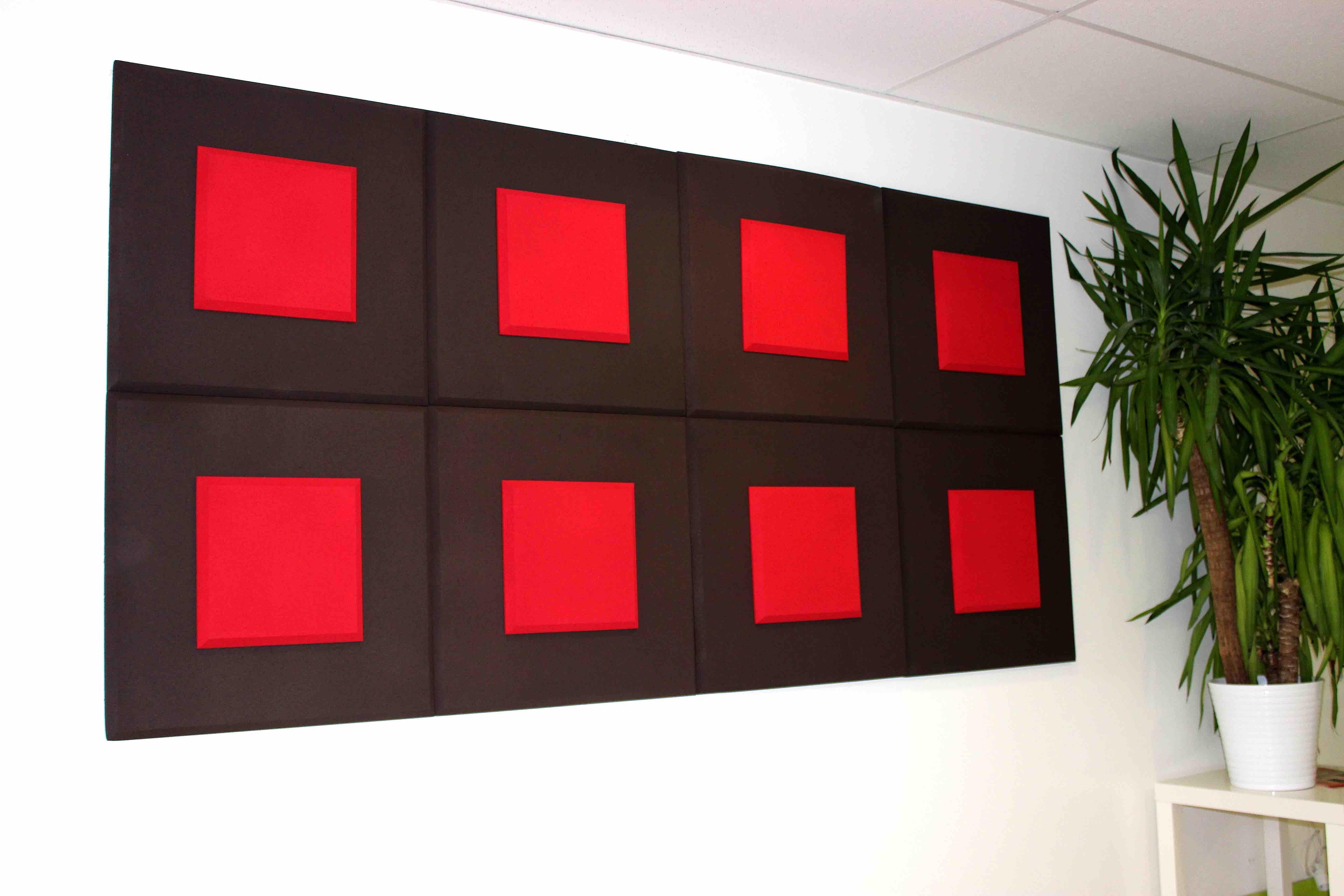 panneau acoustique absorbruit 3d. Black Bedroom Furniture Sets. Home Design Ideas