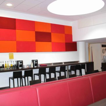 Acoustiques audicare france for Restaurant collectif